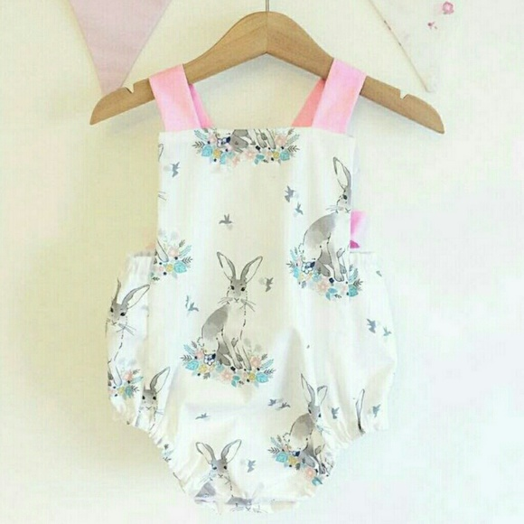 1d8c3994e Baby Girl Boutique Easter Bunny Rabbit Outfit. NWT.  M_5a88781036b9de157ff672f0. M_5a88782236b9de354ff67352.  M_5a88782b45b30cdbb56b069c